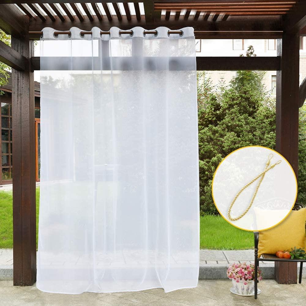 Choisir rideau extérieur pour terrasse
