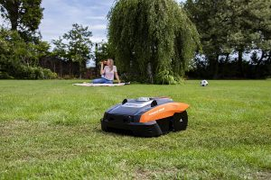robot tondeuse Yard Force 400Ri