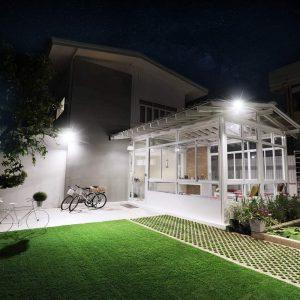 Choisir projecteur LED extérieur