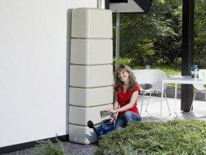 récupérateur eau de pluie 300 litres